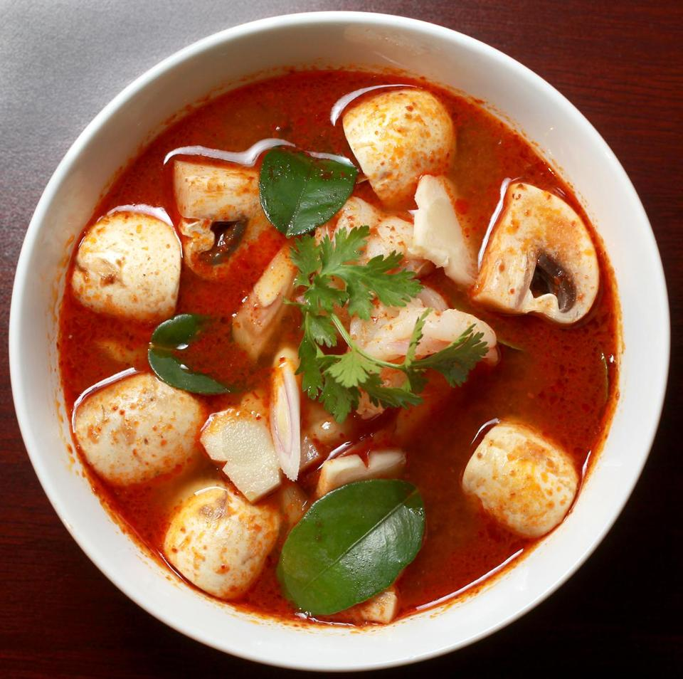 Soup Kitchen Boston: Small Thai Kitchen Sets Out To Offer Authentic Cooking And